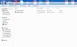دانلود رایگان نرم افزار قفل پوشه در ویندوز