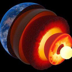 ساختار زمین