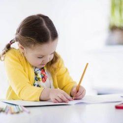 مهارت نوشتن در کودکان