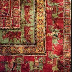 پازیریک قدیمی ترین قالیچه ی جهان