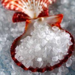 خواص نمک طبیعی